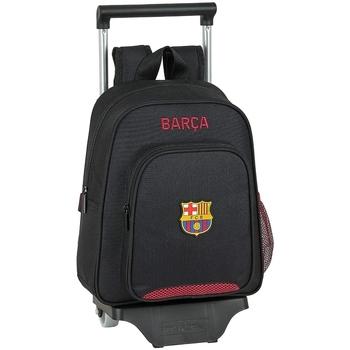 Tassen Kinderen Tassen / Schooltassen op wieltjes Fc Barcelona 612027020 Negro