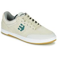 Schoenen Heren Lage sneakers Etnies MARANA Wit / Groen