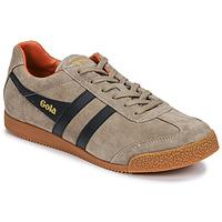 Schoenen Heren Lage sneakers Gola HARRIER Beige / Marine