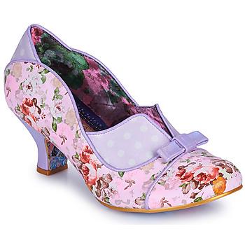 Schoenen Dames pumps Irregular Choice HOLD UP Violet