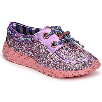 Schoenen Dames Lage sneakers Irregular Choice SKYLAR Violet