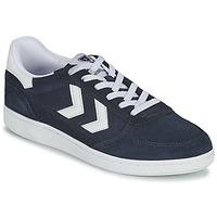 Schoenen Heren Lage sneakers Hummel VICTORY Blauw