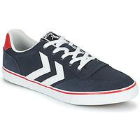 Schoenen Heren Lage sneakers Hummel STADIL LOW OGC 3.0 Blauw