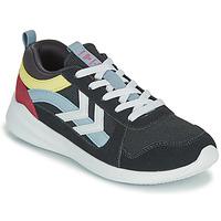 Schoenen Kinderen Lage sneakers Hummel BOUNCE JR Grijs