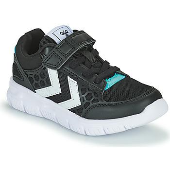 Schoenen Kinderen Lage sneakers Hummel CROSSLITE JR Zwart