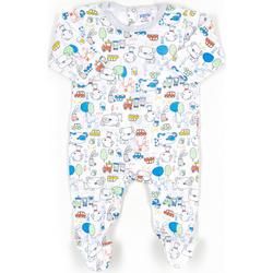 Textiel Kinderen Pyjama's / nachthemden Yatsi Barboteuse bébé Multicolour