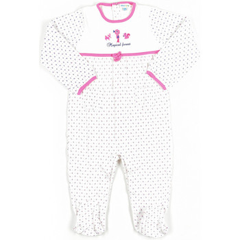 Textiel Kinderen Pyjama's / nachthemden Yatsi Barboteuse bébé Beige
