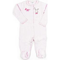 Textiel Kinderen Pyjama's / nachthemden Yatsi Barboteuse bébé Roze