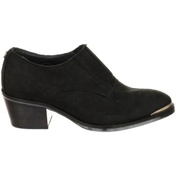 Schoenen Dames pumps Tommy Hilfiger Chaussures à talons en cuir Tommy Hilfiger Zwart