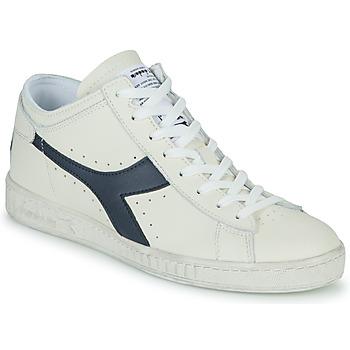 Schoenen Hoge sneakers Diadora GAME L WAXED ROW CUT Wit