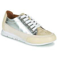 Schoenen Dames Lage sneakers Karston CAMINO Beige / Zilver