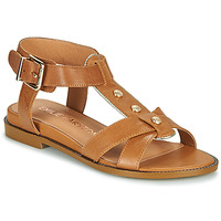 Schoenen Dames Sandalen / Open schoenen Karston SOCAS  camel