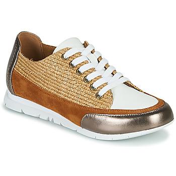 Schoenen Dames Lage sneakers Karston CAMINO Brown / Brons
