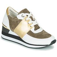Schoenen Dames Lage sneakers Karston SILMON Wit / Goud