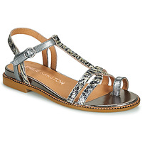Schoenen Dames Sandalen / Open schoenen Karston SOREN Zilver