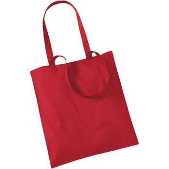 Tassen Tote tassen / Boodschappentassen Westford Mill W101 Klassiek rood