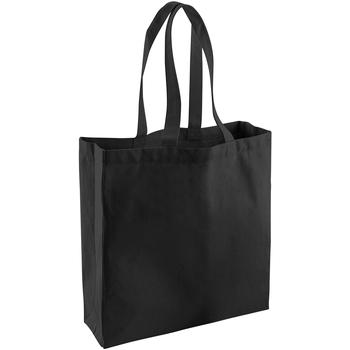 Tassen Dames Tote tassen / Boodschappentassen Westford Mill WM623 Zwart