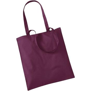Tassen Tote tassen / Boodschappentassen Westford Mill W101 Bourgondië