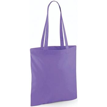 Tassen Tote tassen / Boodschappentassen Westford Mill W101 Violet