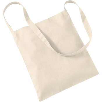 Tassen Tote tassen / Boodschappentassen Westford Mill W107 Natuurlijk