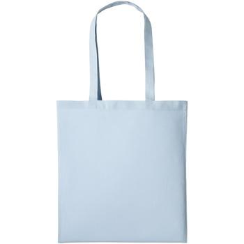 Tassen Tote tassen / Boodschappentassen Nutshell RL100 Pastelblauw