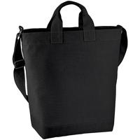 Tassen Tote tassen / Boodschappentassen Bagbase BG673 Zwart