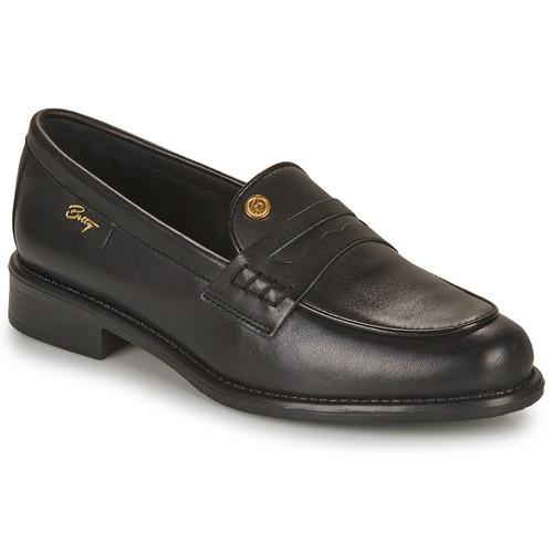 Schoenen Dames Mocassins Betty London MAGLIT Zwart