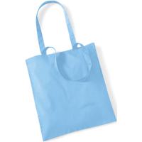 Tassen Tote tassen / Boodschappentassen Westford Mill W101 Hemelsblauw