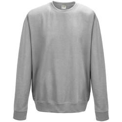Textiel Heren Sweaters / Sweatshirts Awdis JH030 Heide Grijs