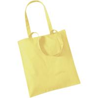 Tassen Tote tassen / Boodschappentassen Westford Mill W101 Geel