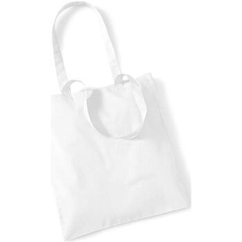 Tassen Tote tassen / Boodschappentassen Westford Mill W101 Wit