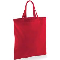 Tassen Tote tassen / Boodschappentassen Westford Mill W101S Klassiek rood