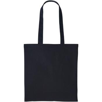 Tassen Tote tassen / Boodschappentassen Nutshell  Zwart
