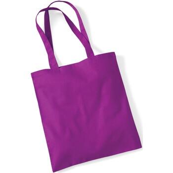 Tassen Tote tassen / Boodschappentassen Westford Mill W101 Magenta