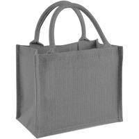 Tassen Tote tassen / Boodschappentassen Westford Mill W412 Grafietgrijs/Grafietgrijs