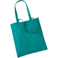 Tassen Tote tassen / Boodschappentassen Westford Mill W101 Smaragd