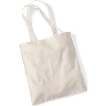 Tassen Tote tassen / Boodschappentassen Westford Mill W101 Zand