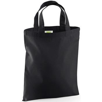 Tassen Tote tassen / Boodschappentassen Westford Mill W104 Zwart