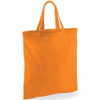 Tassen Tote tassen / Boodschappentassen Westford Mill W101S Oranje