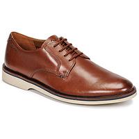 Schoenen Heren Derby Clarks MALWOOD PLAIN Brown