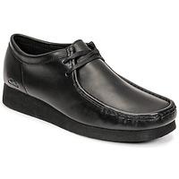 Schoenen Heren Derby Clarks WALLABEE 2 Zwart