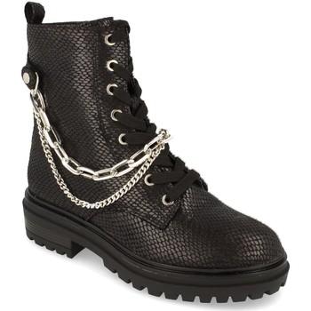Schoenen Dames Laarzen Buonarotti 1CE-0491 Negro
