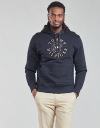 Textiel Heren Sweaters / Sweatshirts Tommy Hilfiger ICON COIN HOODY Marine