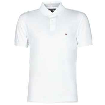 Textiel Heren Polo's korte mouwen Tommy Hilfiger 1985 REGULAR POLO Wit