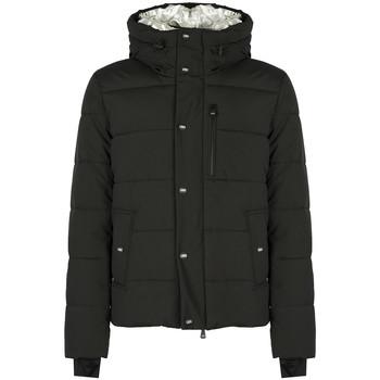 Textiel Heren Dons gevoerde jassen Takeshy Kurosawa  Zwart