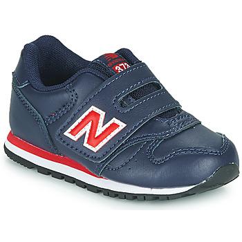 Schoenen Kinderen Lage sneakers New Balance 373 Blauw