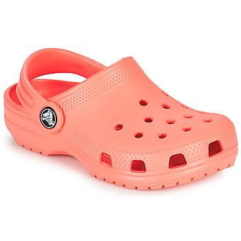 Schoenen Kinderen Klompen Crocs CLASSIC CLOG K Orange