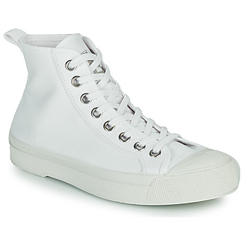 Schoenen Dames Lage sneakers Bensimon B79 MID Wit