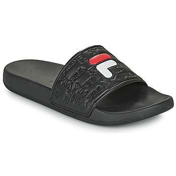 Schoenen Heren Slippers Fila BAYWALK SLIPPER Zwart