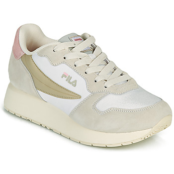 Schoenen Dames Lage sneakers Fila RETROQUE WMN Wit
